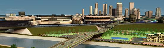 Повышайте эффективность проектирования инфраструктуры благодаря технологии BIM